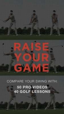 Golf Coach Swing Analysis 2 5 ứng dụng phân tích swing hay nhất trên điện thoại để đánh Golf