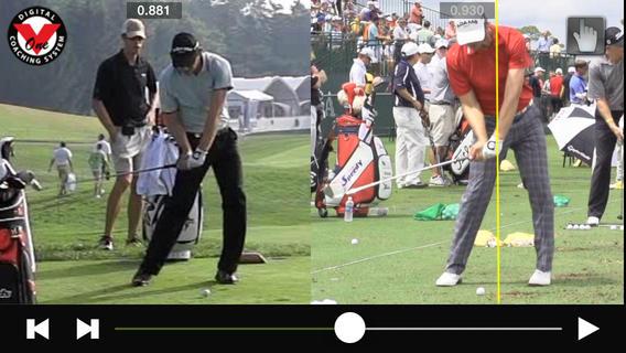 5 ứng dụng phân tích swing hay nhất trên điện thoại để đánh Golf