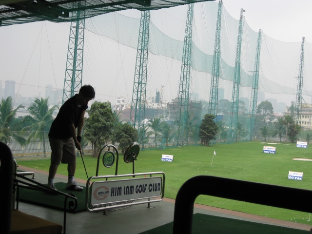 him lam Him Lam Driving Range