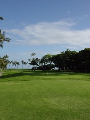 waialea5 Sân chơi golf : Waialae Country Club