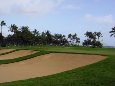 waialea9 Sân chơi golf : Waialae Country Club